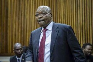 Cựu Tổng thống Nam Phi Jacob Zuma ra tòa lần thứ 4