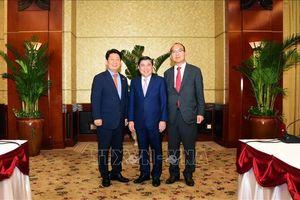 TP Hồ Chí Minh tăng cường hợp tác du lịch với các địa phương của Hàn Quốc