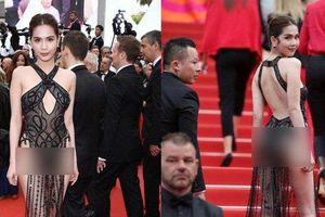 Danh hài Chiến Thắng: 'Tôi thấy xấu hổ thay Ngọc Trinh và bạn bè cô ấy đi cùng đến LHP Cannes'