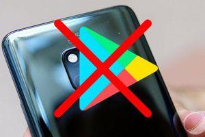 Google tẩy chay, chặn toàn bộ ứng dụng Youtube, Gmail đối với Huawei