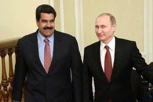 Ván bài cao tay ở Venezuela có thể 'đưa nước Nga vĩ đại trở lại'