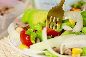 Lạ miệng với món salad bơ đẹp mắt, hấp dẫn