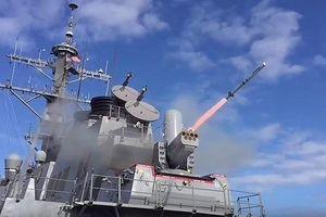 Mỹ phát triển hệ thống phòng thủ tên lửa chống hạm SeaRAM chống Iran, Bắc Triều Tiên và Trung Quốc