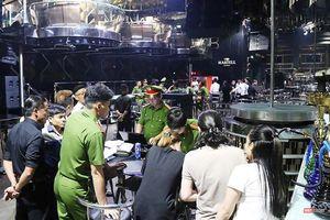 Kiểm tra vũ trường lớn nhất Đà Nẵng, phát hiện 75 khách dương tính với ma túy