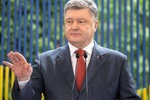 Ông Poroshenko chính thức tổng kết nhiệm kỳ tổng thống