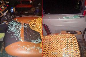 Công an vào cuộc vụ hàng loạt xe ô tô bị bắn vỡ kính ở Phú Thọ