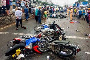 Cách xử lý vấn đề khi gặp người bị tai nạn giao thông