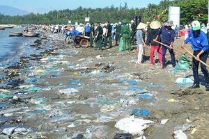 Loay hoay xử lý rác thải nhựa