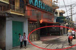 Nổ súng trong quán Karaoke tại Nam Định: 2 người đã tử vong