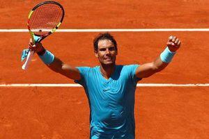 Đánh bại Djokovic, Nadal lập kỷ lục 'vô tiền khoáng hậu'
