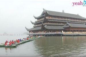 Khám phá ngôi chùa được ví với Vịnh Hạ Long trên cạn
