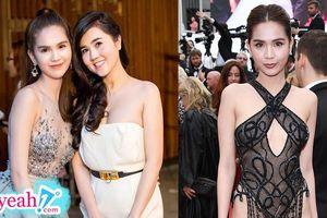 Chị gái lên tiếng khi Ngọc Trinh bị chỉ trích vì mặc váy 'hở bạo': 'Bản lĩnh, xinh đẹp, dáng chuẩn như thế rồi hãy nói'