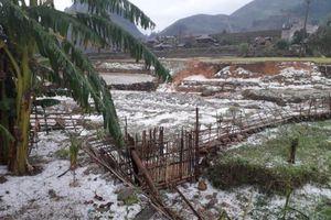 Miền Bắc và Bắc Trung Bộ cần đề phòng tố lốc và mưa đá
