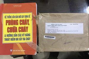 Hà Tĩnh: Mạo danh Cảnh sát PCCC lừa đảo chiếm đoạt tài sản công dân