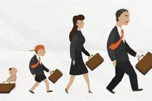 Nan đề chuyển giao thế hệ trong các doanh nghiệp gia đình