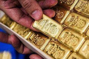 Giá vàng miếng chững, USD tăng mạnh