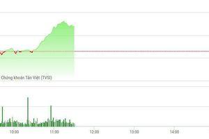 Chứng khoán sáng 20/5: Bộ ba SAB, VCB, GAS đưa VN-Index vượt 980