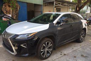 Hai thanh niên trộm Lexus từ Đà Nẵng đổi màu sơn mang ra Hà Nội