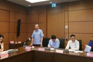 Bộ trưởng Tô Lâm: Bảo hiểm PCCC là phải phòng ngừa, không để xảy ra cháy