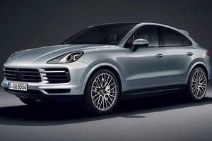 Porsche ra mắt biến thể S dành cho Cayenne Coupe