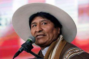 Tổng thống Bolivia kêu gọi chống sự can thiệp của Mỹ