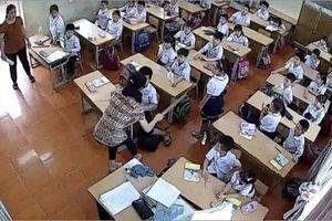 Cô giáo đánh học sinh tại Hải Phòng sẽ bị buộc thôi việc