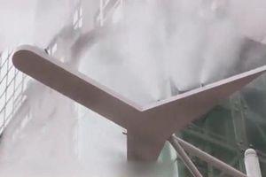 Vòi phun sương thông minh xua tan nắng nóng ở Trung Quốc