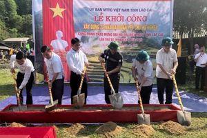 Thanh Phú khởi công xây dựng 22 nhà đại đoàn kết
