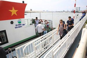 TPHCM: 55 bến thủy nội địa hoạt động không giấy phép