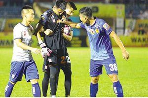 Vòng 10 V-League: Những điểm nhấn