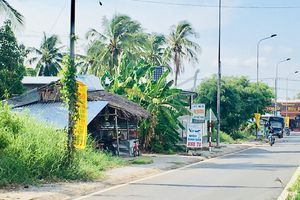 Kiên Giang: Sai phạm dự án khu đô thị, nhiều cán bộ bị đề nghị kỷ luật