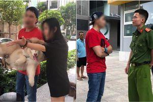 Việt kiều dắt chó không đeo rọ mõm: Đã có quyết định xử phạt!