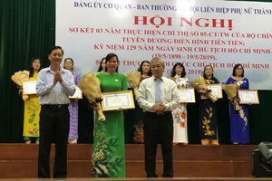 TP Hồ Chí Minh: Tuyên dương tập thể, cá nhân học và làm theo Bác