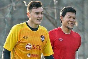 Thủ môn số một Thái Lan hẹn đấu tay đôi với Văn Lâm ở King's Cup