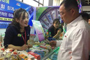 Hàng trăm công ty nước ngoài đến Triều Tiên dự hội chợ lớn kỷ lục