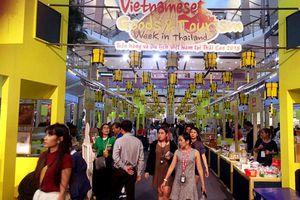 Hàng Việt tìm 'cửa' vào đất Thái