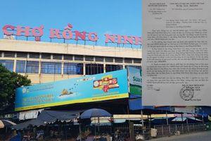 Chợ Rồng Ninh Bình: Ai trả lương cho người lao động?