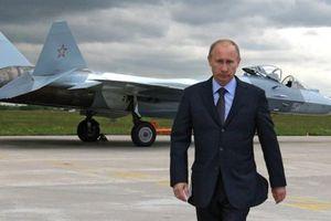 Tại sao ông Putin đặt cược vào SU-57?