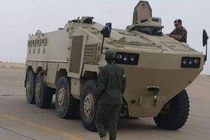 Cuộc chiến tranh ủy nhiệm khổng lồ ở Lybia