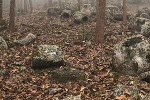 Bí ẩn hàng trăm chiếc 'chum của người chết' hơn 1.000 năm tuổi tại Lào