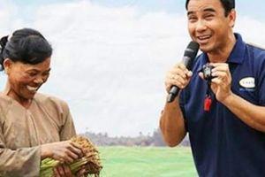 MC Quyền Linh - người đàn ông 'quyền lực' vẫn 'không đổi chất nông dân' trong mắt đồng nghiệp
