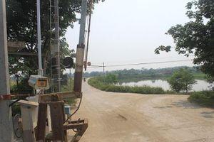 Lắp Radar phát hiện chướng ngại tại đường ngang giao cắt đường sắt ở Thanh Hóa