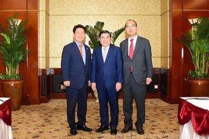 Tăng cường hợp tác phát triển du lịch TPHCM - Hàn Quốc