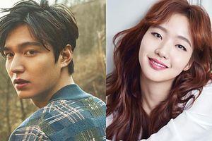Kim Go Eun bị chê không hợp với Lee Min Ho trong phim mới