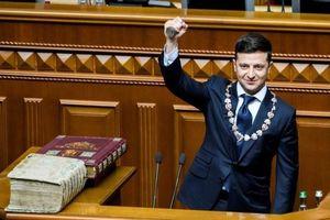 Tân Tổng thống Ukraine kêu gọi 'các bạn Mỹ' tiếp tục thắt chặt các biện pháp trừng phạt nhằm vào Nga