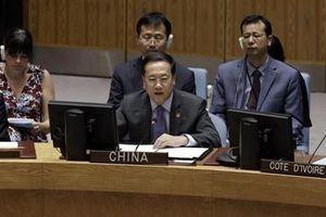 Trung Quốc 'lấy làm tiếc' việc Hội đồng Bảo an không triệu tập cuộc họp về luật ngôn ngữ Ukraine