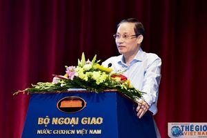 Học tập và làm theo tư tưởng, phong cách ngoại giao Hồ Chí Minh