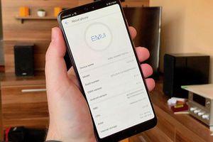 Smartphone Huawei hiện tại tiếp tục nhận các bản vá bảo mật