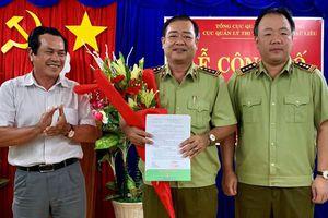 Ông Nguyễn Minh Trung được bổ nhiệm Cục trưởng Cục quản lý thị trường Bạc Liêu