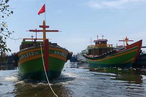 Khai thác hải sản trái phép ở nước ngoài có thể bị phạt 1 tỉ đồng